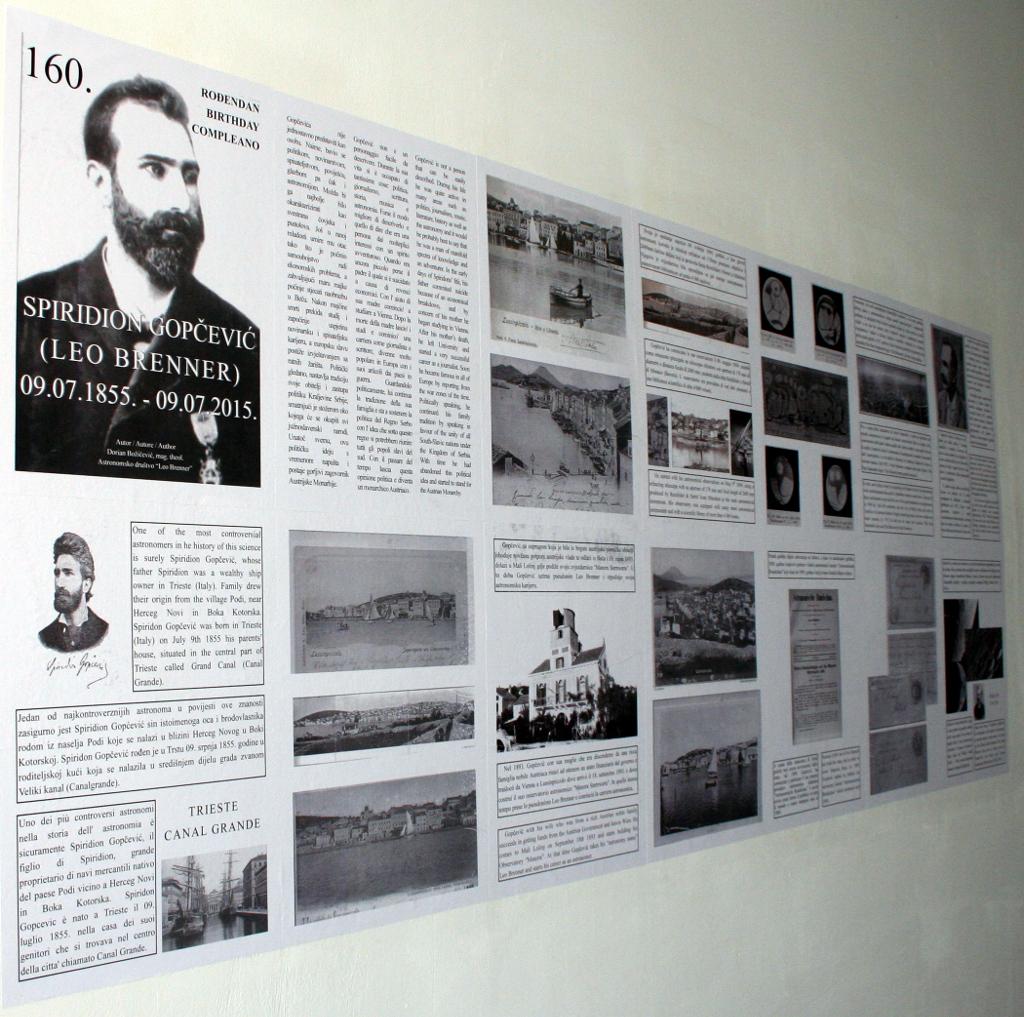 Mali Lošinj - Dvije izložbe o povijesti lošinjske astronomije