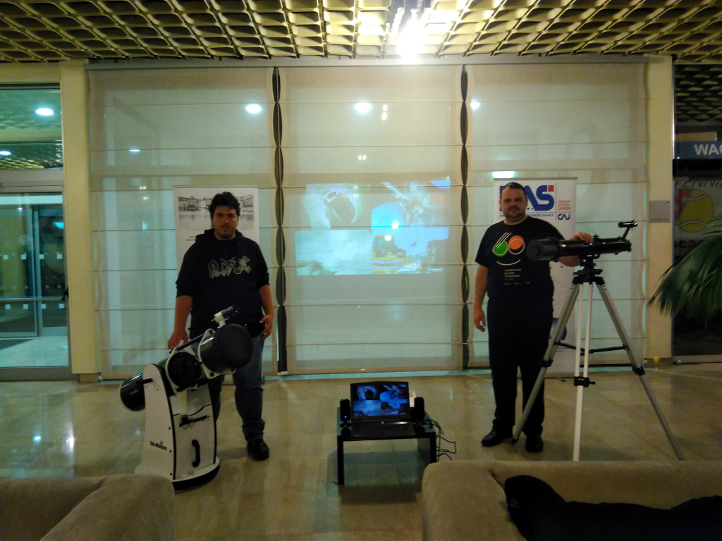 Astronomija i astronautika na 60. državnom natjecanju mladih tehničara u Poreču