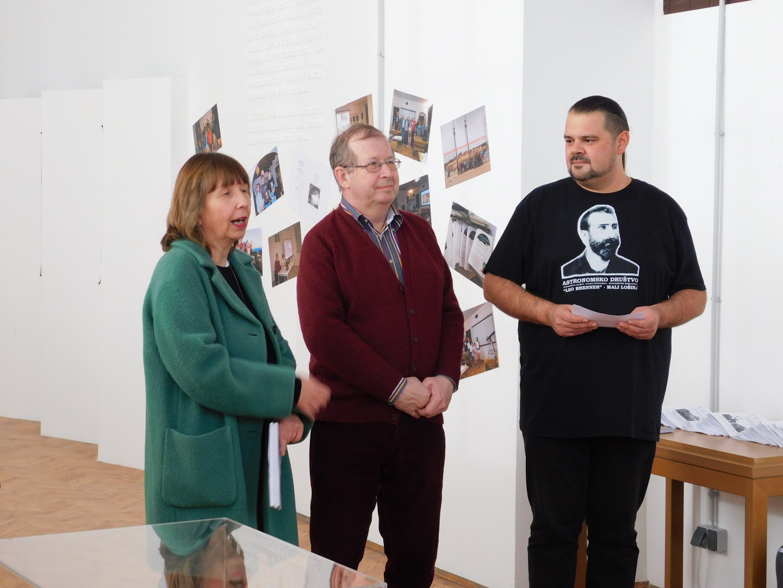 U tehničkom muzeju u Zagrebu otvorena izložba Zvjezdarnica Manora 125 godina