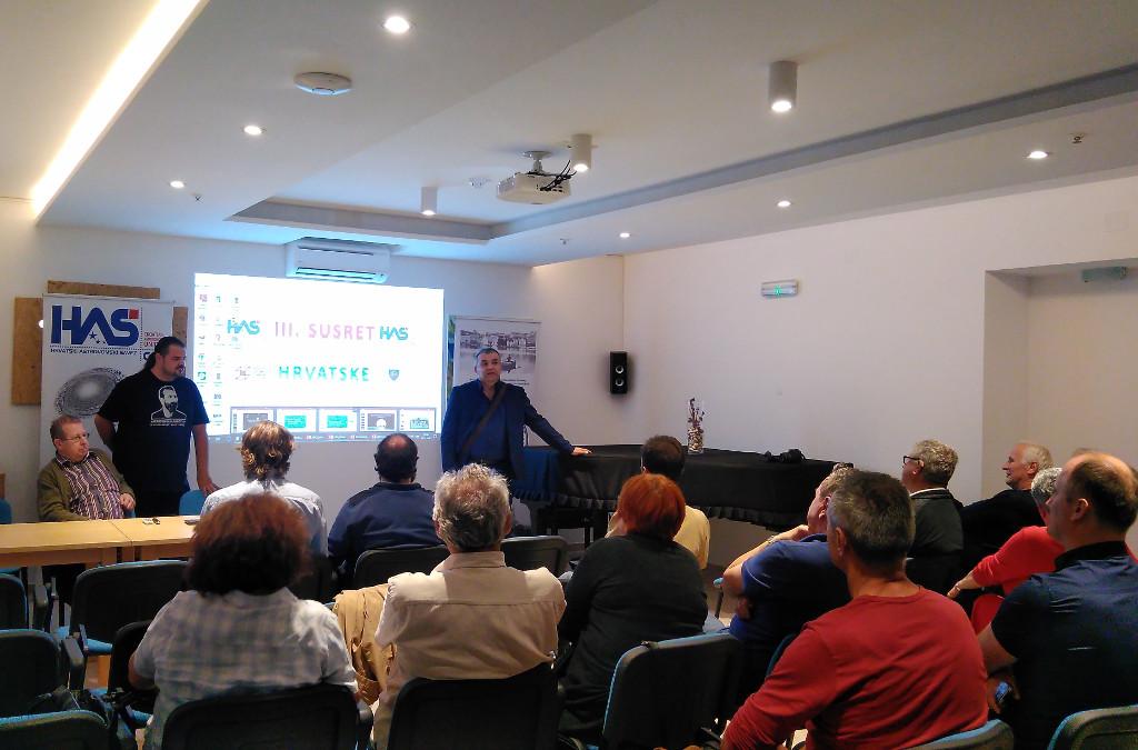 Održan 3. Susret astronomskih društava Hrvatske