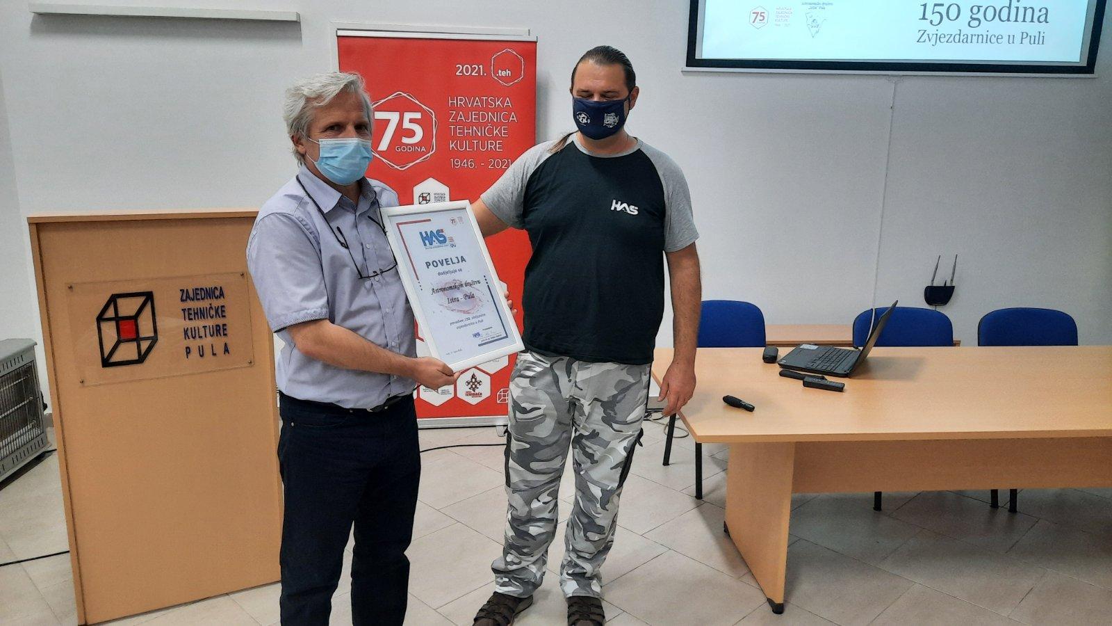 Najstarija zvjezdarnica u Hrvatskoj obilježila 150 godina rada