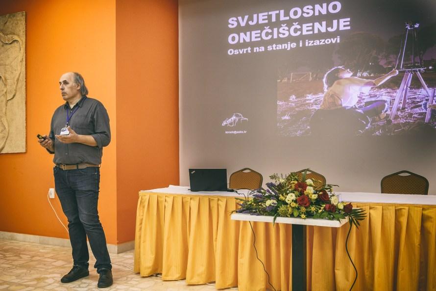 Održan prvi hrvatski kongres o svjetlosnom onečišćenju